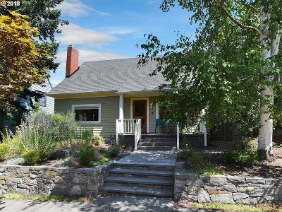 Portland Single Family Home For Sale: 5822 NE 23rd Ave