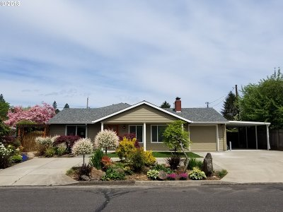 Tigard Single Family Home For Sale: 10225 SW Brookside Pl