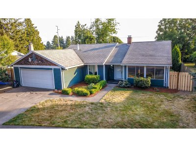 Single Family Home For Sale: 17680 NW Santiam Ct