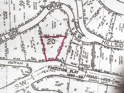 Residential Lots & Land For Sale: Patton Rd