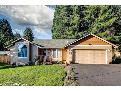 Washougal Single Family Home For Sale: 719 C St
