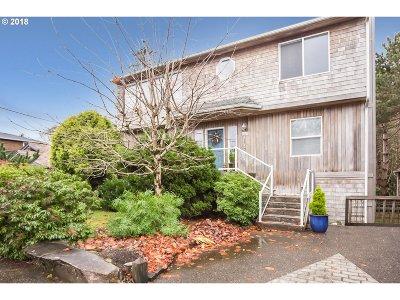 Seaside Single Family Home For Sale: 3253 Sunset Blvd