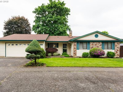 Troutdale Single Family Home For Sale: 3655 SE Pelton Ave