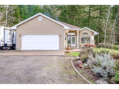 Sweet Home Single Family Home Sold: 28677 Pleasant Valley Rd