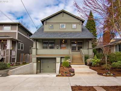 Portland OR Single Family Home For Sale: $795,000