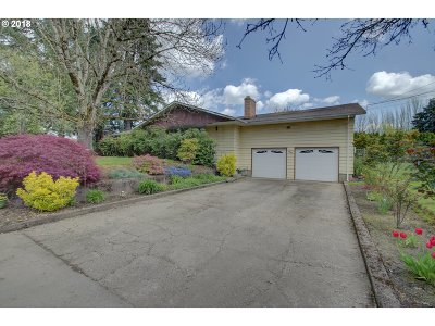 Tigard Single Family Home For Sale: 10860 SW 89th Ave