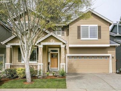 Multnomah County, Washington County, Clackamas County Single Family Home For Sale: 4645 NE Azalea Ln