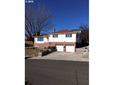 Pendleton Single Family Home For Sale: 817 NW 11th St