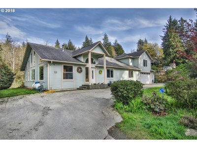 Coos Bay Single Family Home For Sale: 710 16th Ave
