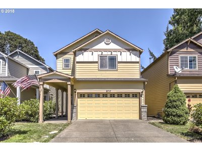 Forest Grove Single Family Home For Sale: 2717 26th Ave