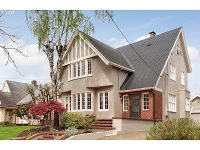 Portland Single Family Home For Sale: 3937 NE Laddington Ct