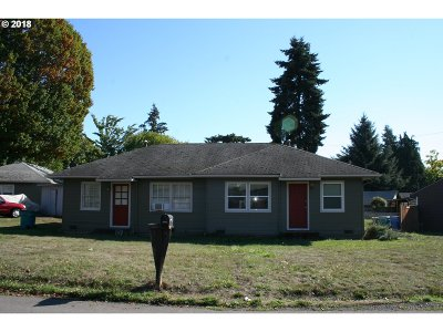 Vancouver Single Family Home For Sale: 3503 Yeoman Ave