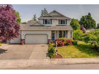 Washougal Single Family Home For Sale: 5406 K St