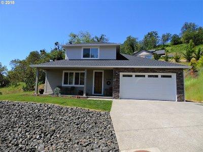 Roseburg OR Single Family Home For Sale: $365,000