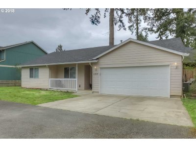 Salem Single Family Home Pending: 1029 NW Glenview Way