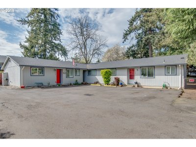 Portland OR Multi Family Home For Sale: $530,000