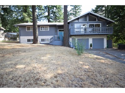 Portland Single Family Home For Sale: 9230 SW 69th Ave