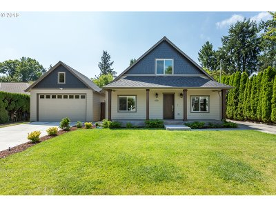 Single Family Home For Sale: 6136 NE Alton St
