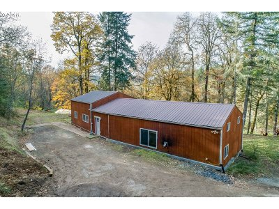 McMinnville Single Family Home For Sale: 9650 SW Red Alder Rd