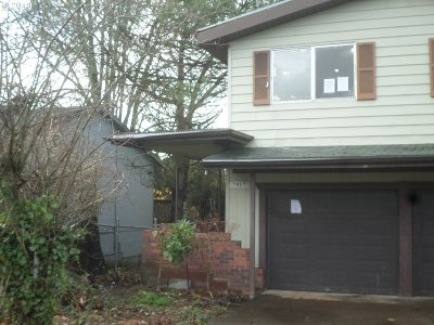 Portland Single Family Home For Sale: 7917 SE 105th Ave