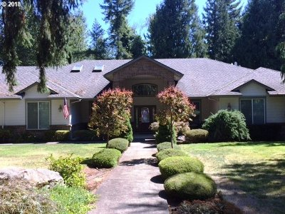 Boring Single Family Home For Sale: 13030 SE Meadow Creek Ln
