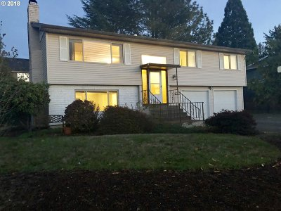 Oregon City Single Family Home For Sale: 18730 Allegheny Dr