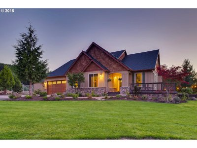 Yamhill Single Family Home For Sale: 8510 NE Highway 240