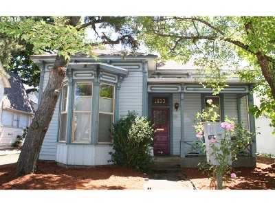 Eugene Multi Family Home For Sale: 1633 High St