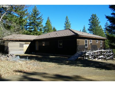 Goldendale WA Single Family Home Sold: $156,000