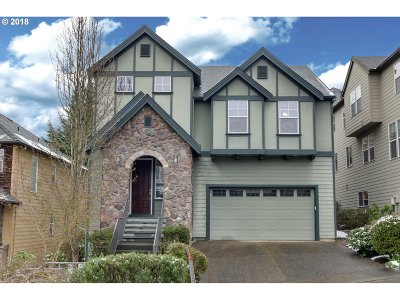 Portland Single Family Home For Sale: 4638 NW Dresden Pl