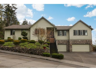 Washougal Single Family Home For Sale: 832 N P Ct