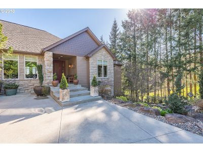 Woodland Single Family Home For Sale: 111 S Luoma Rd