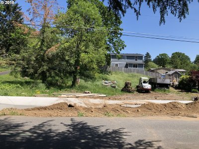 Milwaukie, Gladstone Residential Lots & Land For Sale: 17624 SE Rose St