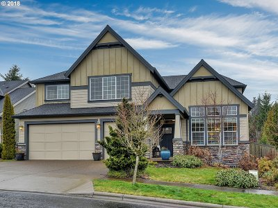 Hillsboro, Cornelius, Forest Grove Single Family Home For Sale: 3653 Hoodview Dr