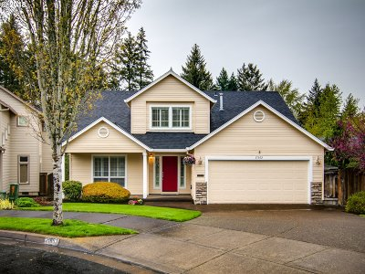 Tualatin Single Family Home For Sale: 21653 SW Aspen Pl