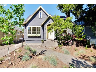 Single Family Home For Sale: 3135 NE 58th Ave