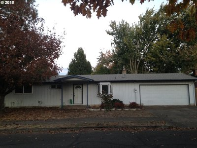 Eugene Single Family Home For Sale: 1125 Lamplite Ln