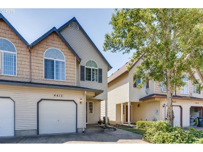 Single Family Home For Sale: 4415 SW 159th Ave SW