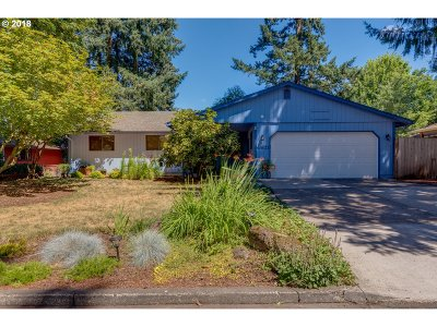 Vancouver Single Family Home For Sale: 4611 NE 151st Ave
