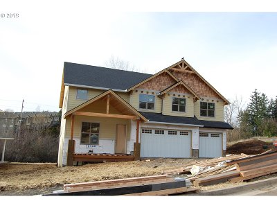 West Linn Single Family Home For Sale: 3138 Meadowlark Dr #Lot26