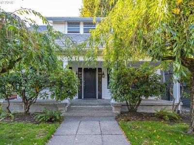 Single Family Home For Sale: 2822 NE Schuyler St