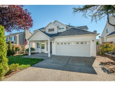 St. Helens Single Family Home For Sale: 34712 Alpine Ave