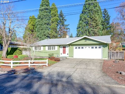 Milwaukie Single Family Home For Sale: 15522 SE Creswain Ave