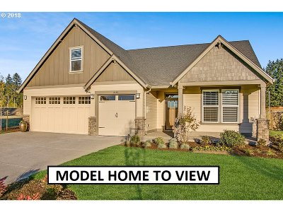 Oregon City Single Family Home For Sale: 16251 Jada Way #Lot65