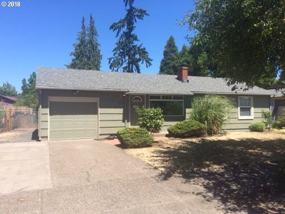 Springfield Single Family Home For Sale: 1218 Pleasant St