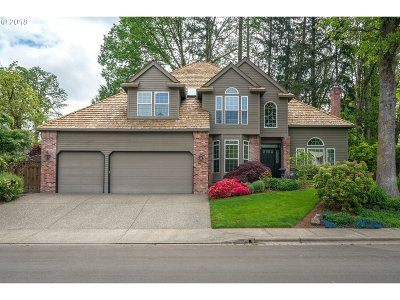 Wilsonville Single Family Home For Sale: 28560 SW Cascade Loop