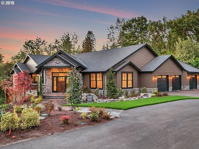 Wilsonville Single Family Home For Sale: 7515 SW Schroeder Way