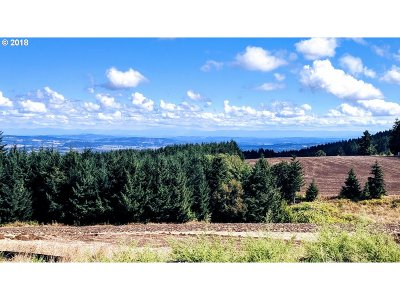Hillsboro, Cornelius, Forest Grove Residential Lots & Land For Sale: 35970 SW Bald Peak Rd