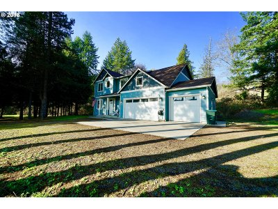 Cowlitz County Single Family Home For Sale: 980 Rose Valley Rd