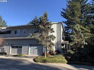 Brookings Condo/Townhouse For Sale: 1435 Seacrest Ln #2